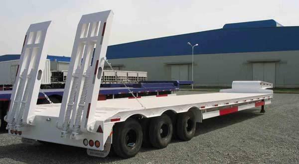 remorque plateau camion a vendre